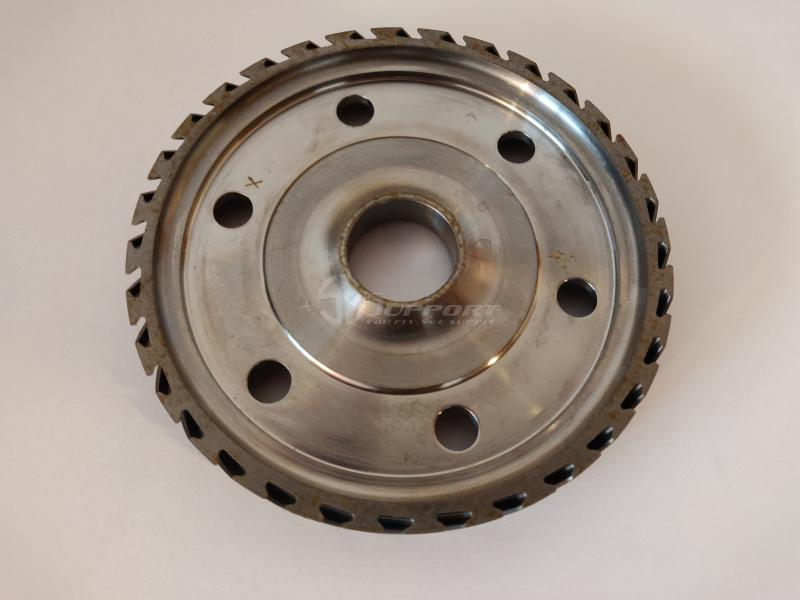 3017713  PT6 Turbine Engine 3rd Stage Compressor Disc