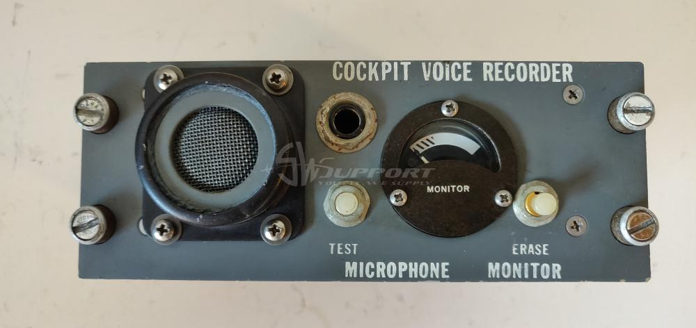 980-6109-001 Microphone Monitor
