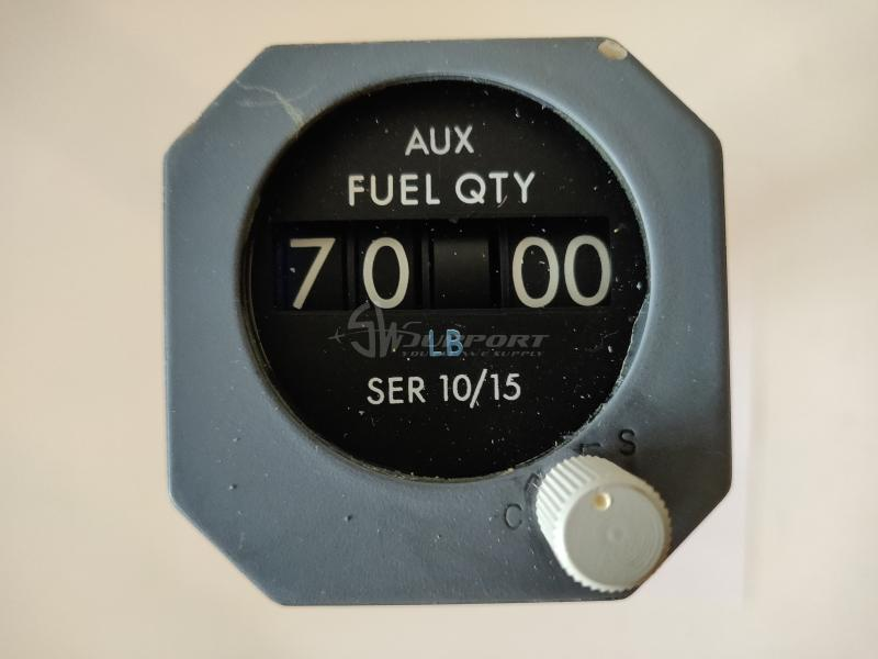 217-003-116M  Gull Aircraft Fuel Quantity Indicator