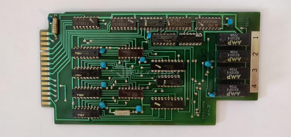11355-1  CIRCUIT CARD ASSEMBLY